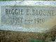 Reggie E Blount