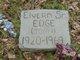 "Elvern ""John"" Edge, Sr"