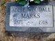 Profile photo:  Addie A. <I>Woodall</I> Marks