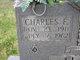 Charles E. Albright