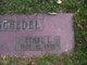 Ethel Louisa <I>Morton</I> Weischedel