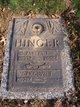 Albert Ernest Hinger