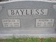 Gertrude Florence <I>Bayless</I> Bayless
