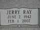 Profile photo:  Jerry  Ray  Barter