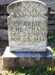 Profile photo:  Charlie Cheatham