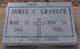 """James C """"Jimmy"""" Granger"""