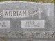Peter A. Adrian