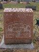 """Frances Crotty """"Fanny Minerva"""" Bays"""