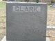 Profile photo:  William Clarence Clark