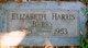 Margaret Elizabeth <I>Harris</I> Berry