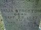 Celia <I>Shockley</I> Stockton