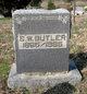 Sandford William Butler