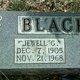 Jewell Golden <I>Jett</I> Blackwell