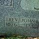 Rev John Newton Jett