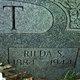 Rilda Safronia <I>Thompson</I> Jett