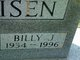 Billy Joe Ringeisen