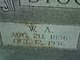 """William A. """"Barlow"""" Stockton"""
