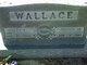 Harry F Wallace