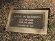 Anne Mae <I>Grantham</I> Bateman