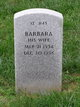 Profile photo:  Barbara Hall
