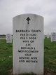 Profile photo:  Barbara Dawn <I>Mabry</I> Montgomery