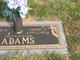 Profile photo:  Dorothy Lee <I>Shelton</I> Adams