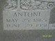 Profile photo:  Anton Marbach, Sr
