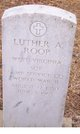 Luther A Roop