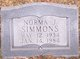Norma J Simmons