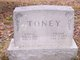 Cora A. <I>Wriston</I> Toney