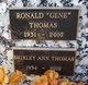 """Ronald Gene """"Gene"""" Thomas"""