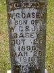 Profile photo:  W. G. Casey