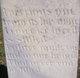 "Martha Elizabeth ""Bettie"" <I>Tapley</I> Webb"