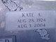Nellie Kate <I>Andrews</I> Parker