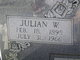 Julian Woodlaw Andrews, Sr