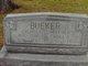 Emma E. <I>Marti</I> Bueker