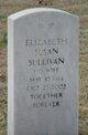 Profile photo:  Elizabeth Susan Sullivan