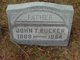 John Theodore Bueker