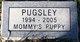 Profile photo:  Pugsley