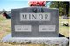 "Joseph Monroe """"Mun"""" Minor"