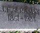 Joel Francis Marion Ramay