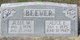Profile photo:  Alice Elizabeth <I>Warner</I> Beever