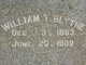 William T. Blythe