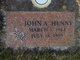 John A Henny