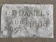 O. D. Daniels