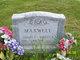 Gilbert J. Maxwell