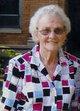 "Profile photo:  Jettie Pauline ""Jean"" <I>Williams</I> Baker"