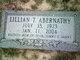 Profile photo:  Lillian T Abernathy