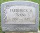 Frederick Marshall Frank