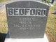 Profile photo:  Sallie C. <I>Corbin</I> Bedford